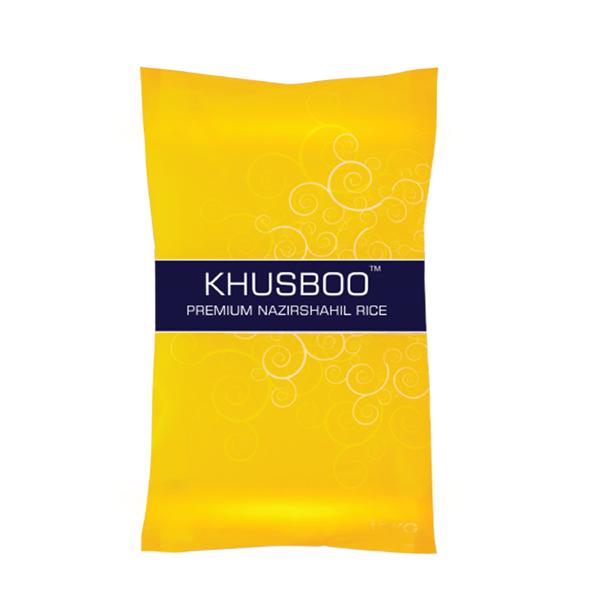 Khusboo Premium Nazirshail Rice (5 KG)