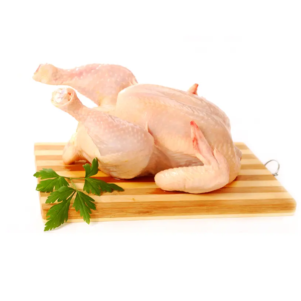Broiler Chicken With Skin Per Kg