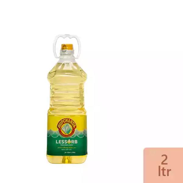 Rupchanda Soyabean Oil (2 Ltr)