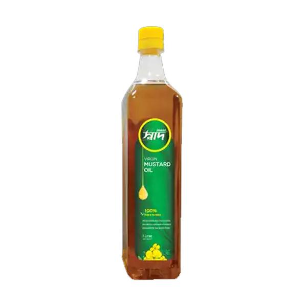 Shaad Mustard Oil (1 Ltr)