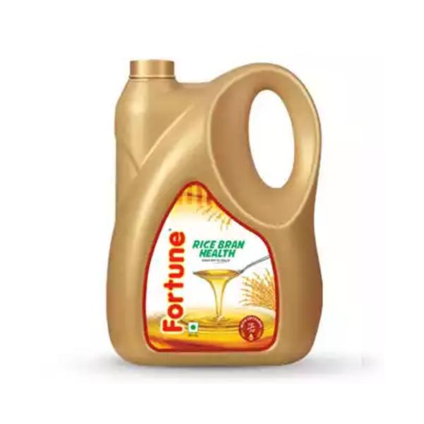 Fortune Rice Bran Oil (Jar) 5Ltr