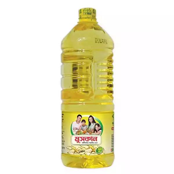Muskan Soyabean Oil (5 Ltr)