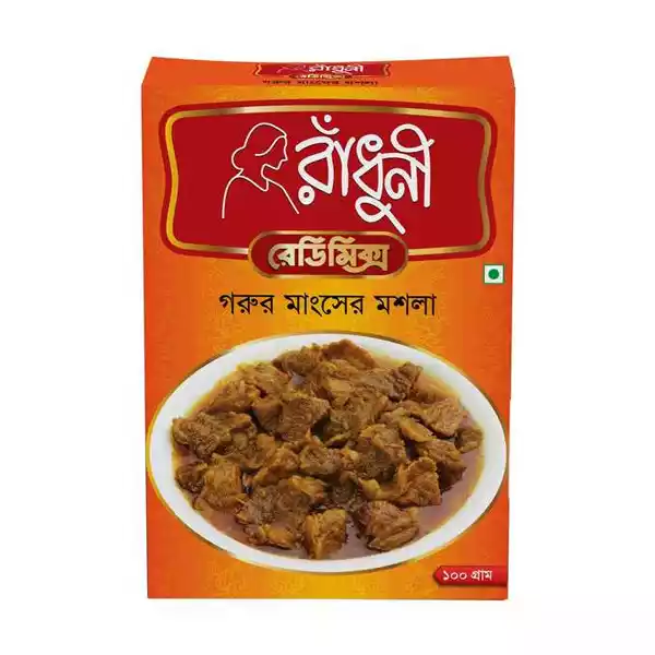 Radhuni Beef Masala (100 gm)