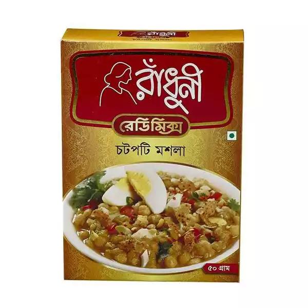Radhuni Chatpoti Masala (50 gm)