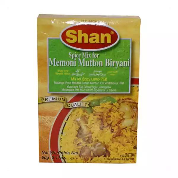 Shan Malay Spice Mix for Memoni Mutton Biriyani (60 gm)