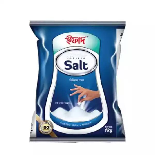 Ifad Iodized Salt (1 KG)