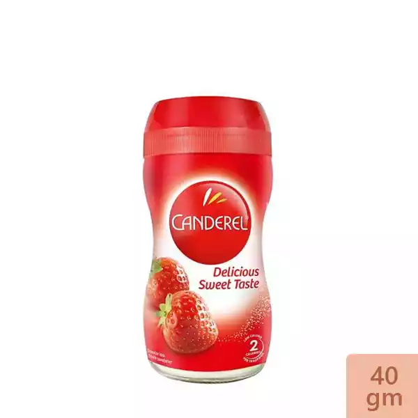 Canderel Calorie Sweetener Jar (40 gm)