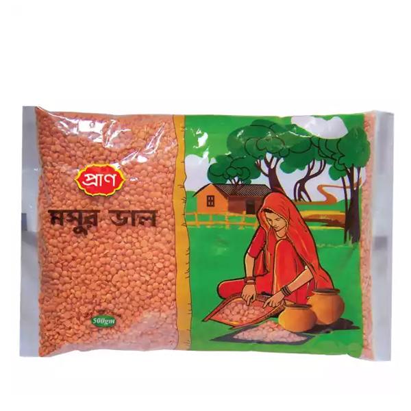 Pran Moshur Dal (Deshi)- 500 gm