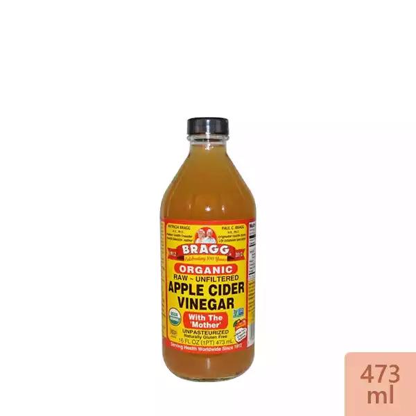 Bragg Organic Apple Cider Vinegar (473 ml)