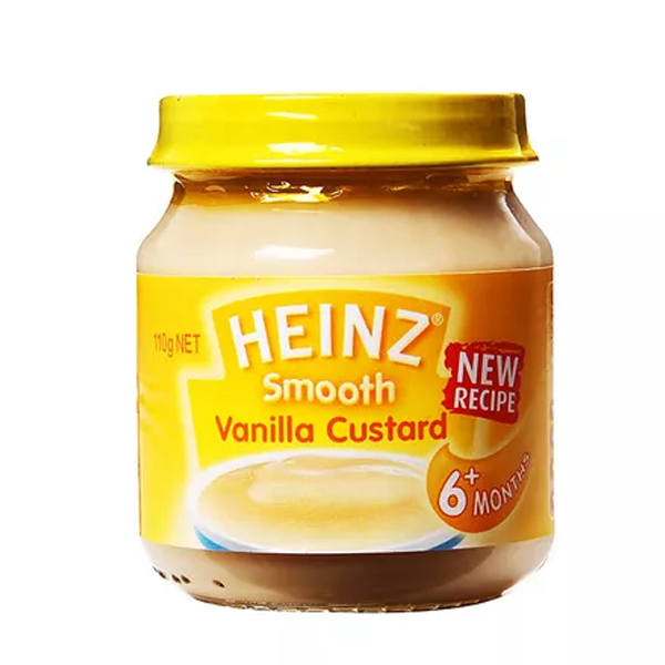 Heinz Smooth Vanilla Custard (110 gm)