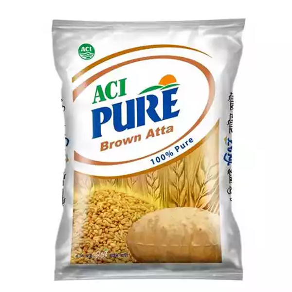 ACI Pure Brown Atta (1 KG)