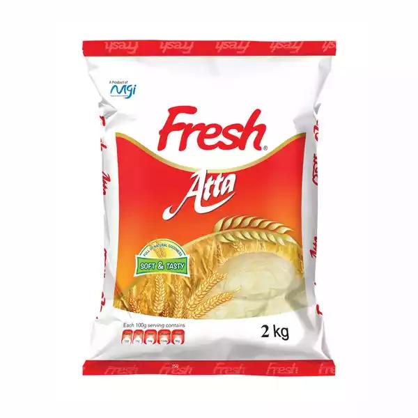 Fresh Atta (2 KG)