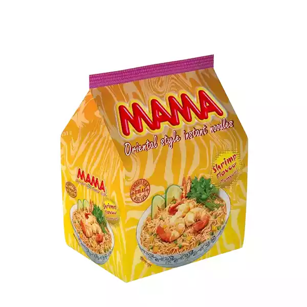 Mama Shrimp Noodles 8 pcs