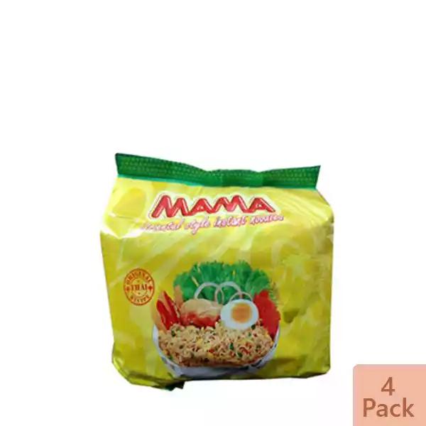 Mama Noodles Chicken Flavour 4 pcs