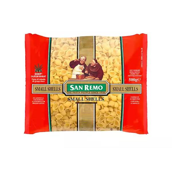 San Remo Small Shells Pasta (500 gm)