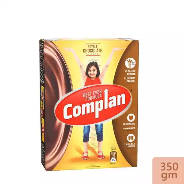 Complan Chocolate (350 gm)