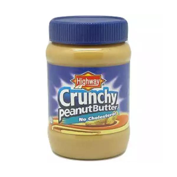 Highway Crunchy Peanut Butter (510 gm)