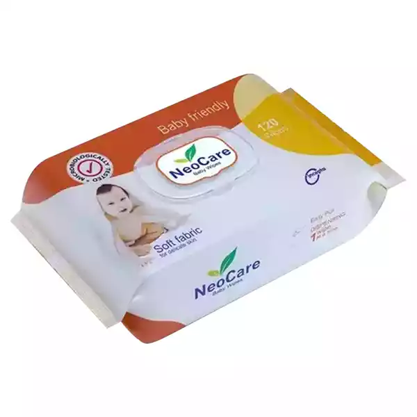 NeoCare Baby Wipes (120 pcs)