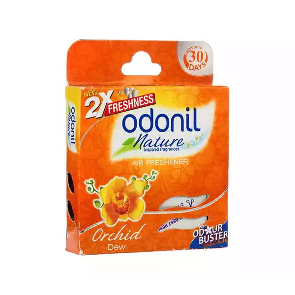 Odonil Natural Air Freshner Orchid Dew (50 gm)