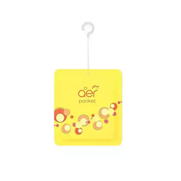 Godrej Aer Pocket Bright Tangy Delight (10 gm)