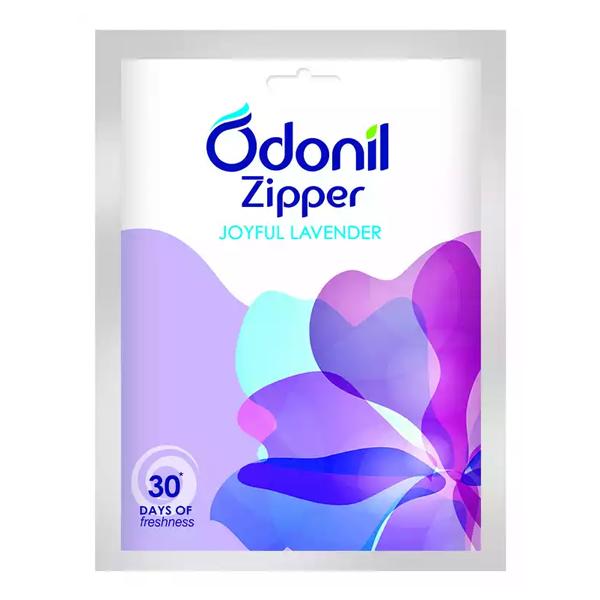 Odonil Zipper Lavender
