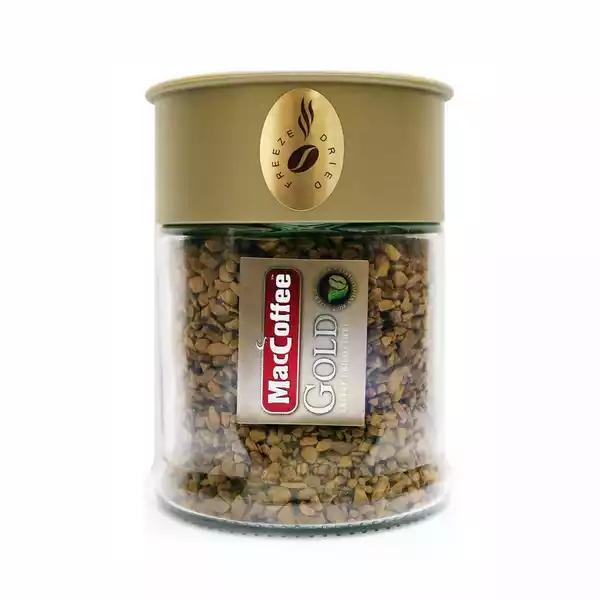 Mac Coffee Gold Jar  (50 gm)