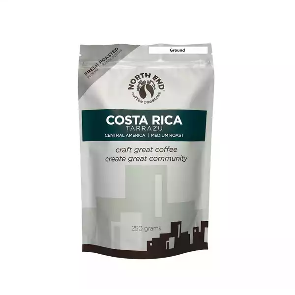 North End Costarica Ground Coffee  (250 gm)