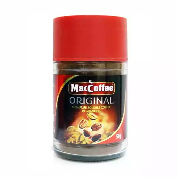 Mac Coffee Original Jar  (50 gm)