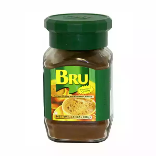 Bru Pure Instant Coffee Jar  (100 gm)