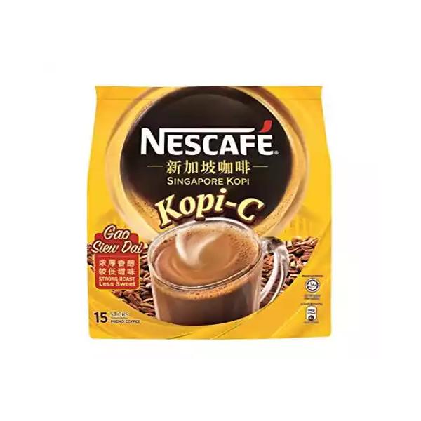 Nescafe Singapore Kopi C  (390 gm)