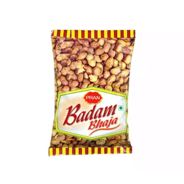 PRAN Badam Bhaja  (30 gm)  4 pcs