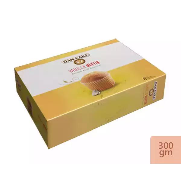 Dan Cake Vanilla Muffin 12 packs (300 gm)