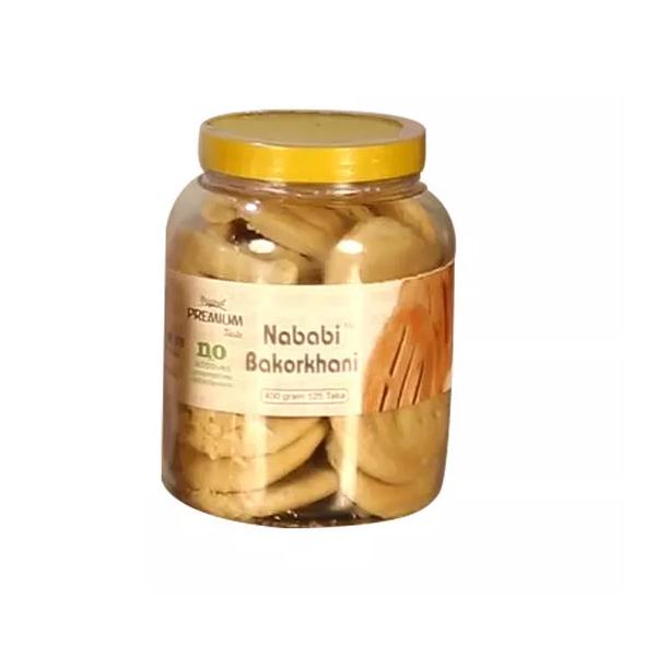 Nababi Premium Bakerkhani  (400 gm)