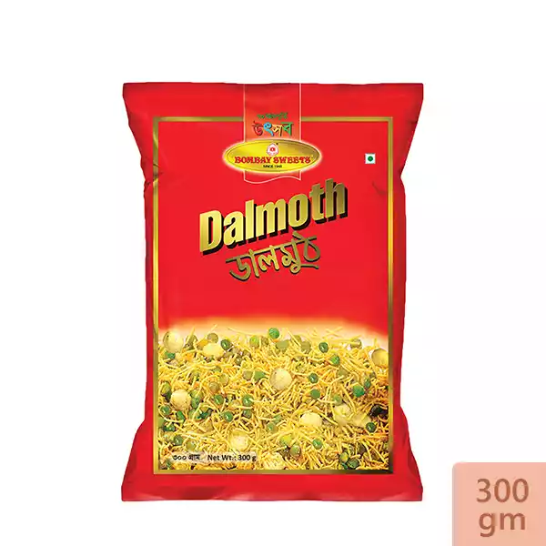 Bombay Sweets Dalmoth  (300 gm)