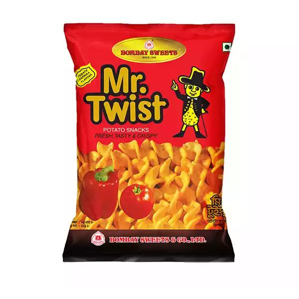 Bombay Sweets Mr. Twist (22 gm)