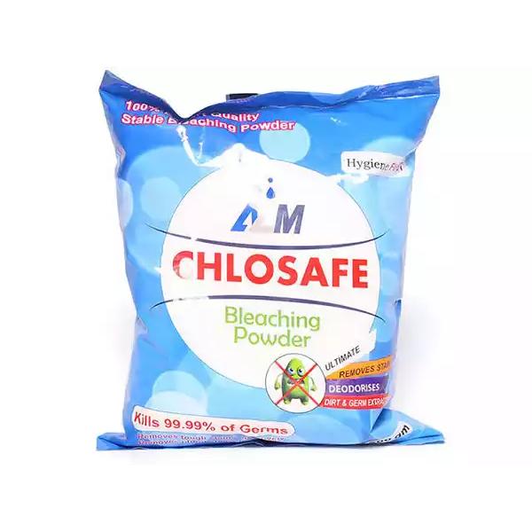 Chlosafe Stable Bleaching Powder (500 gm)