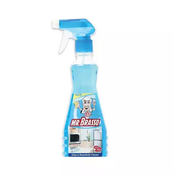 Mr.Brasso Glass & Household Cleaner Spray (350 ml)