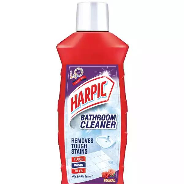 Harpic Bathroom Cleaning Liquid Floral (500 ml)