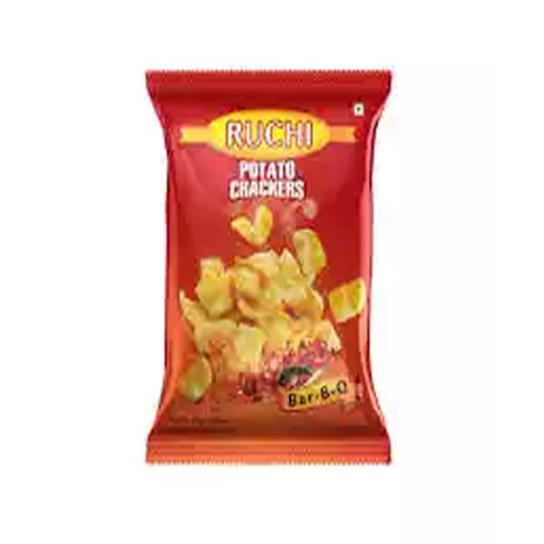 Ruchi BBQ Potato Crackers  (25 gm)