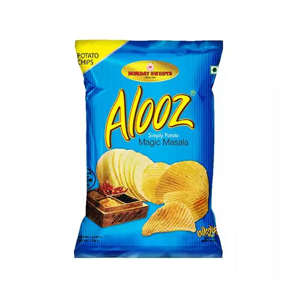Bombay Sweets Alooz Magic Masala  (22 gm)