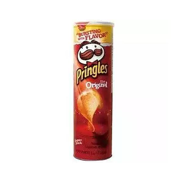 Pringles Potato Chips Original  (149 gm)
