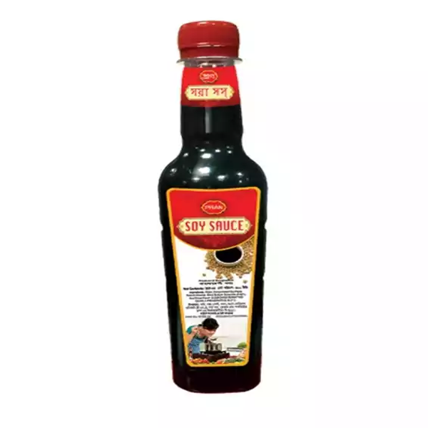 Pran Soya Sauce  (300 ml)