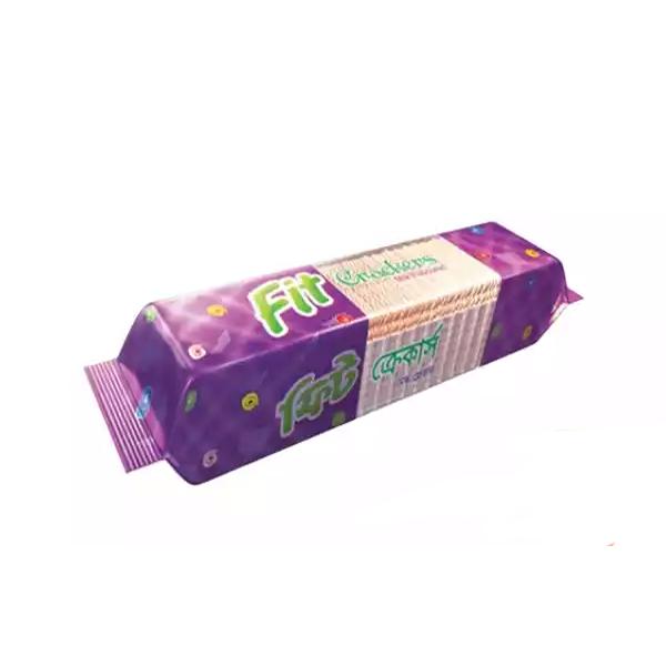 Fit Crackers Milk Flavour  (60 gm)