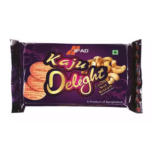 Ifad Kaju Delight Biscuit  (250 gm)