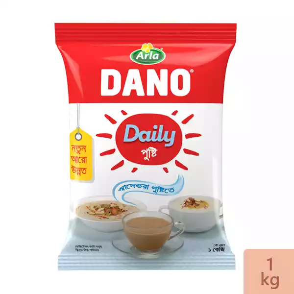Arla Dano Daily Pusti Milk Powder (1 KG)