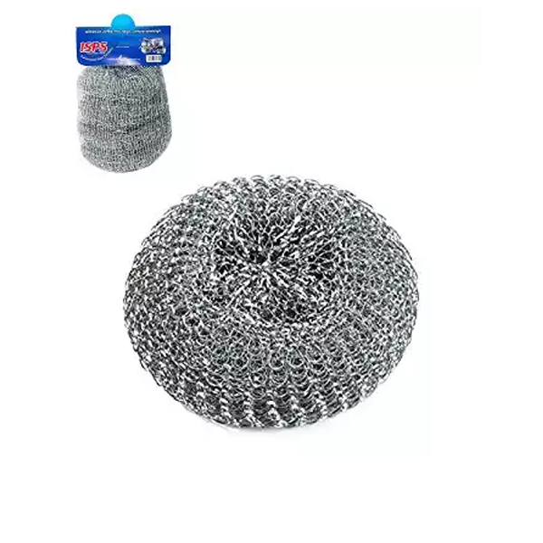 Stainless Steel Scourer (4 pcs)