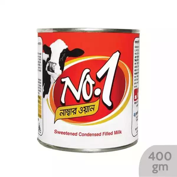 No 1. Condensed Milk (400 gm)