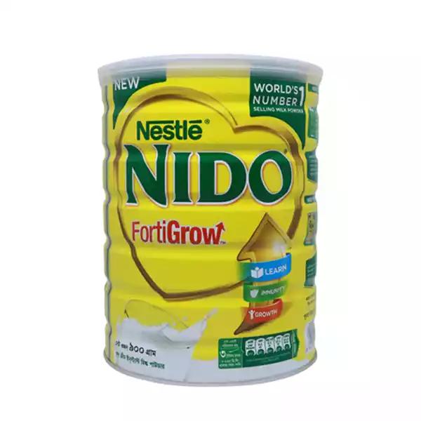 Nestle NIDO Fortigrow Full Cream Milk Powder TIN (900 gm)