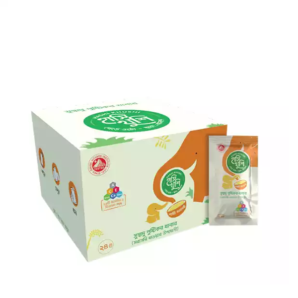 Hashi Khushi Shahi Malai (14 gm x 40 pcs) 1 Box