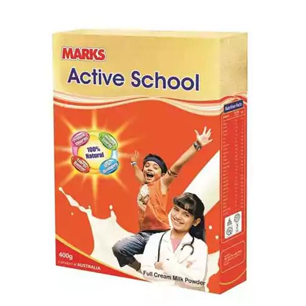 Marks Active School Milk Powder (400 gm)